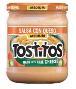 queso cheese dip for chips