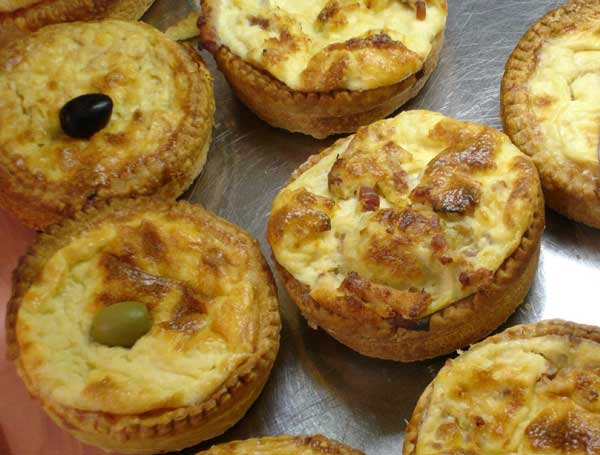 breakfast quiche make ahead camping food