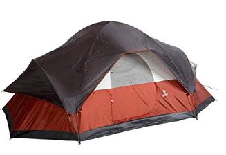 Coleman 8-Person Tent Exterior