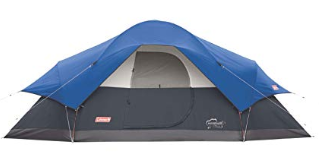 Coleman 8 Person Tent in Blue