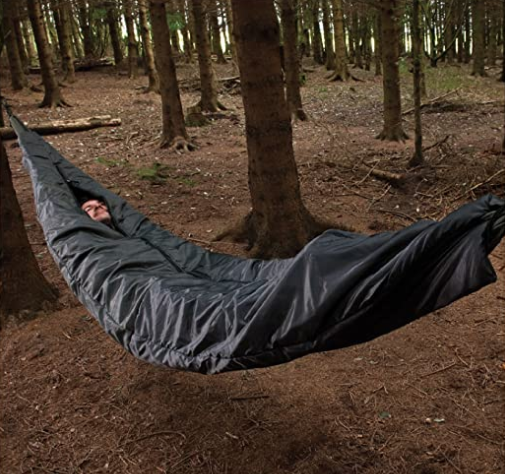 hammock sleeping bag for camping