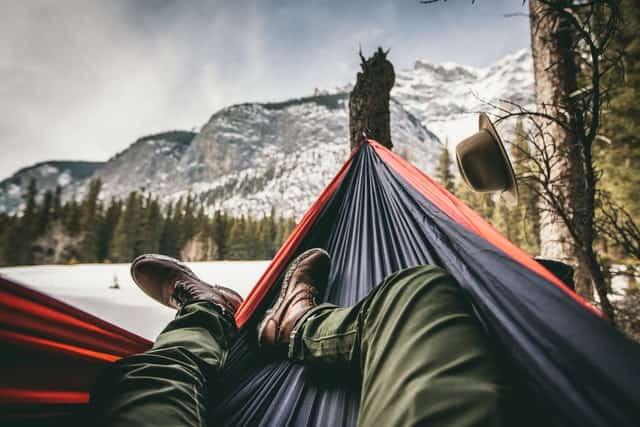 hammock winter